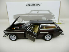1:18 Minichamps VOLVO P1800 ES 1971 BROWN METALLIC NEU NEW