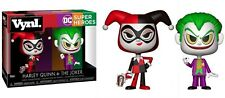 FUNKO POP! Harley Quinn + The Joker DC Super Heroes Vinyl NEU 2 er Pack