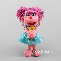 Children Gift Sesame Street Lovely Abby Cadabby Fairy Angel Plush Doll Toy 12""