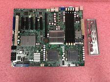 *TESTED* Supermicro X7DWE LGA771, 32gb DDR2 ATX Server Motherboard w/ I/O Shield