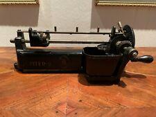 Spitzmaschine Jupiter 2