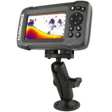 RAM Double Ball Mount for Lowrance Hook² & Reveal Series