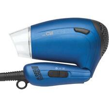 Clatronic HTD 3429 Reishaartrockner Haartrockner Reisefön blau kompakt 1300 Watt