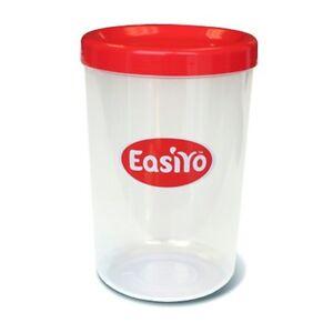 EasiYo Extra 1 Litre Jar - New Shape - Free P&P