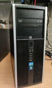 Unité Centrale HP 8200 Intel Core i5 2400, 8Go Ram, hdd 500Go Windows 10