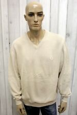 FRED PERRY Maglione Uomo Taglia 2XL Casual Sweater Man Pullover Invernale Pull