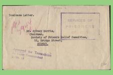 More details for australia - wwii 'tatura camp' prisoner of war censored mail cover to sydney