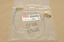 NOS New Yamaha 1982-2011 Bravo BR250 Hood Shroud Cable Wire Stopper Assembly