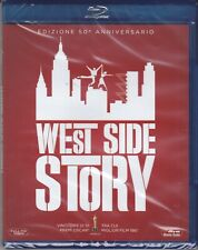 Blu-ray WEST SIDE STORY nuovo sigillato 1970