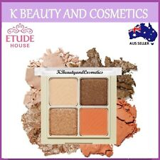 [Etude House] Blend For Eyes #02 Orange Party 4 Eyeshadow Palette Eye Shadow