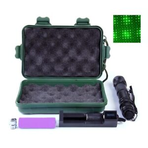New green laser Pointer 303 Rechargeable USB  pen green laser  free shipping