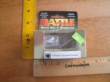 B07 Universal Carrier World War II Military Miniatures lead soldiers Crusader 15