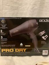 andis HAIR DRYER / STYLER PRO DRY Professional Styling 1875W HVS-1 High Quality