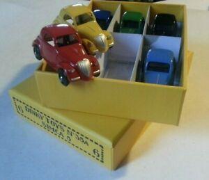 Dinky Toys éditions Atlas Boite de 6 simca 5 Réf 35A Neuf