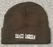 Gym Gaul Anarchy Beanie Hat (Black) Gym Bodybuilding (Down From £9.99)