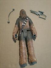 Star Wars 12 Inch Chewbacca Figure With Bow LOOSE!!!!!! HASBRO