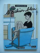EO (très bel état) - Le cahier bleu 1 & 2 (série complète) Juillard - Casterman