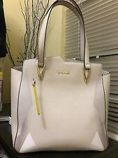 Cromia Leather Satchel Handbag Made in Italy