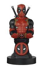Unique Collectable Deadpool Cable Guy Device Holder Electronic Games