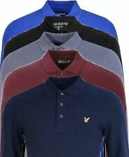 Lyle And Scott Long Sleeve Polo for Men on Sale!!!
