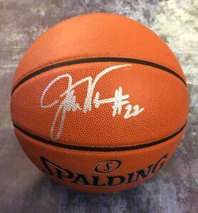 GFA Duke Blue Devils Star JAY WILLIAMS Signed Autographed Basketball COA