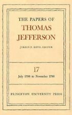 The Papers of Thomas Jefferson, Volume 17: July 1790 to November 1790: July 1790
