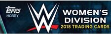 2018 Topps WWE Women's Division Base Cards - BLISS, ROUSEY, BANKS - You Pick!