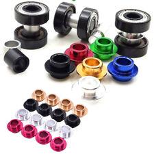 4pcs Inline Roller Skates Spacer Bearings Bushing Skate Shoes Skateboard SleYyb