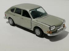 VW 411 Nasenbär hellgrün 1/43 von GAMA 1125 Germany 70-80erJahre SEHR GUT
