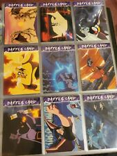 GARGOYLES SERIES 2 (Skybox/1995) TV SHOW COMPLETE TRADING CARD SET + chase cards