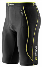 Skins Compression A200 Mens Half Tights + FREE POSTAGE + Select from 10 Colours!