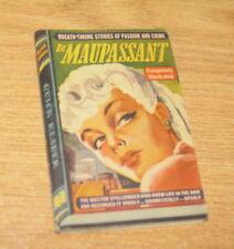 QUICK READER POCKET SIZE BOOK GUY DE MAUPASSANT BALL OF FAT PASSION CRIME 1943