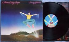 JIMMY GRIERSON A Series Of Long Jumps NEAR MINT 1980 UK JET LP 1970s POP ROCK