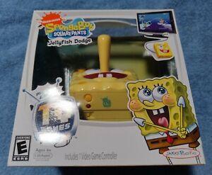 Nickelodeon Spongebob Squarepants Jakks  Plug & Play Video Game Jellyfish Dodge