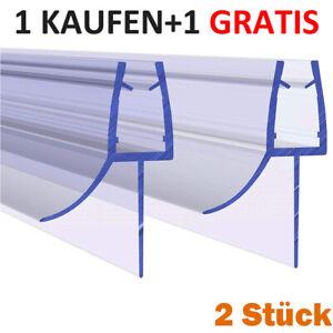 Duschdichtung Glastüre Balkon PVC Dichtung Türe Duschprofil Lippe Ersatzdichtung