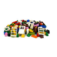 LEGO Bricks 250 Pieces Various Colors and Sizes