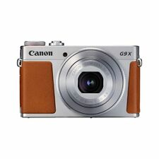 Near Mint! Canon PowerShot G9 X Mark II Silver - 1 year warranty