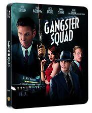 Gangster Squad Limited Steelbook Edition Blu Ray Deutsch