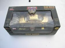 NIB 5OTH ANNIVERSARY #36 NASCAR 24K GOLD 1:18 SCALE DIE-CAST REPLICA -BEST OFFER