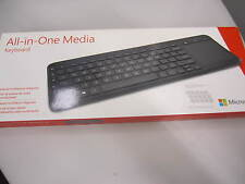 Microsoft All-In-One Media Keyboard with Trackpad Portugese Layout N9Z-00004