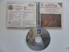 CD CHARPENTIER Jugement Salomon Ensemble vocal Nantes STRADIVARIA  PAUL COLLEAUX