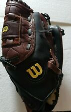 "New listing Wilson Elite Softball Glove Over Sized Pocket  A2477 13"" RHT Flex Back"