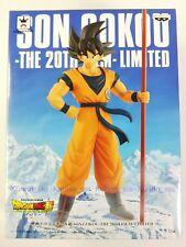 DragonBall super SON GOKOU Figure - THE 20TH FILM - LIMITED BANPRESTO