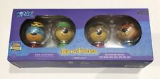 FUNKO DORBZ SDCC 2017 HANNA BARBERA ASTRONAUTS 4 PACK - LIMITED EDITION of 1000
