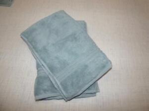 "$80.00 Set of 2 Hotel Collection Turkish 20"" x 30"" Hand Towel, Vapor"