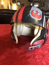 Star Wars C1441 The Black Series Poe Dameron Electronic X-Wing Helmet