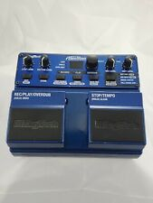 Digitech JamMan Stereo Looper/Phrase Sampler Effects Pedal  Tested FREE SHIPPING