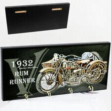1932 Harley Rum Runner Bike Key Hanger Rack Schlüsselbrett Schlüsselboard Halter
