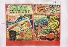 JOHN HEARTFIELD - FRUITS SHOP * VERY RARE EAST GERMAN REPRINT art