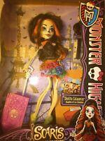Monster High Skelita Calaveras Scaris: City of Frights doll